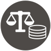 legal expenses icon