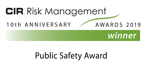 Risk management public safety award